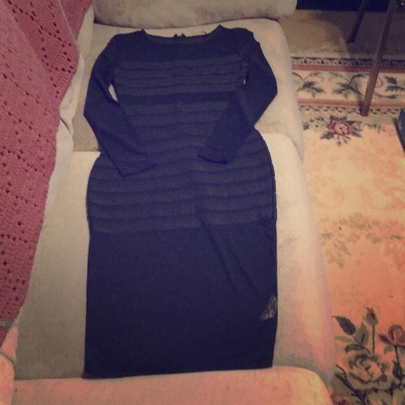 Missguided Dresses & Skirts - Mesh banded dress